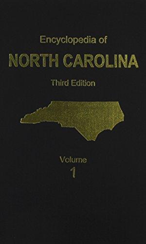 9780403097326: The Encyclopedia of North Carolina