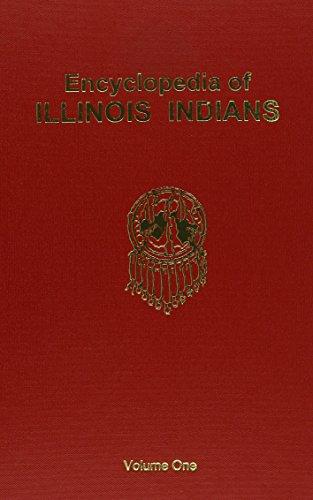 9780403099481: Encyclopedia of Illinois Indians-2 volume set