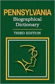 Pennsylvania Biographical Dictionary Volume 2, L -: Onofrio, Jan