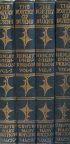 9780404012502: Poetry of Robert Burns, Vol.1 & 2