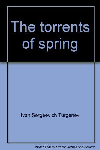 9780404019112: The torrents of spring (His Novels, v. 11)