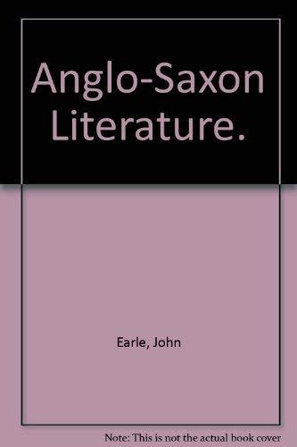 9780404022334: Anglo-Saxon Literature.
