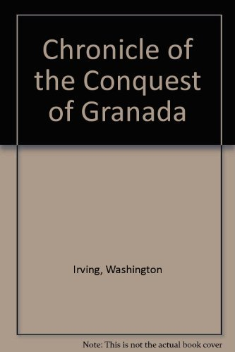 9780404035327: Chronicle of the Conquest of Granada