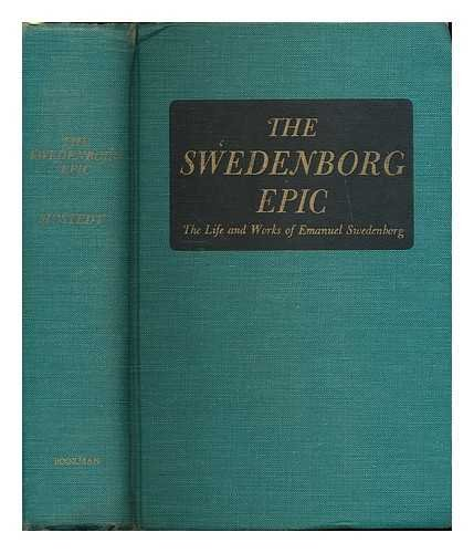 9780404059996: Swedenborg Epic (Communal societies in America)