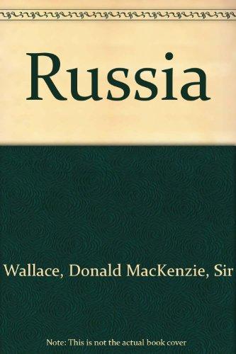 Russia: Donald MacKenzie, Sir