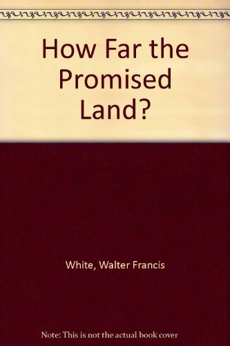 9780404069384: How Far the Promised Land?