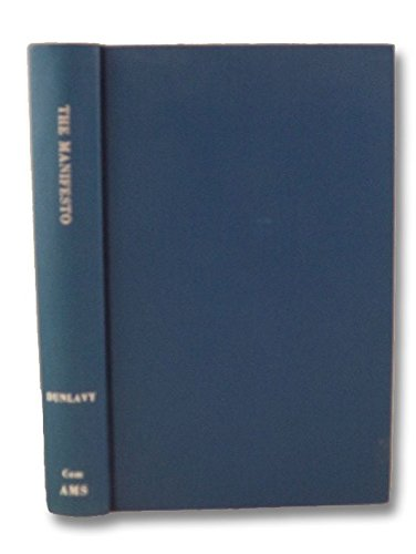 Manifesto or a Declaration of the Doctrines: John Dunlavy