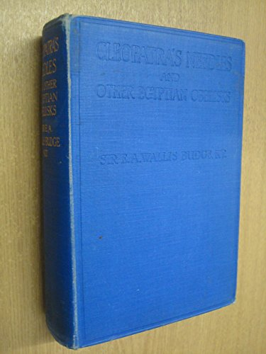 9780404113155: Cleopatra's Needles and Other Egyptian Obelisks