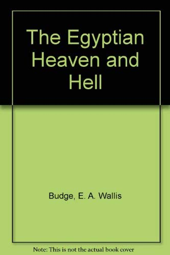 9780404113261: The Egyptian Heaven and Hell