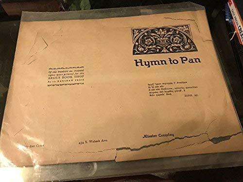 9780404115210: Shelley's Hymn of Pan