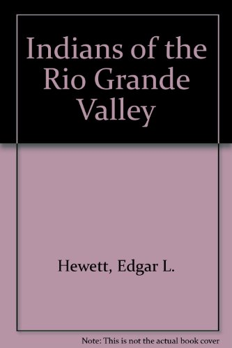 9780404118051: Indians of the Rio Grande Valley