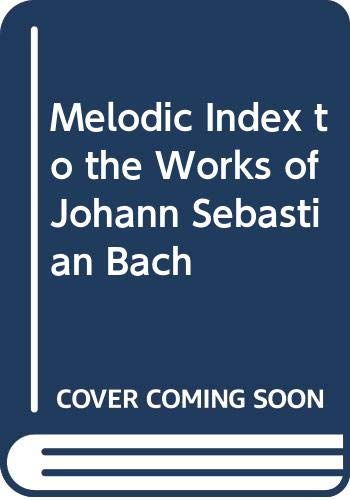 Melodic Index to th e Works of: Payne, May De
