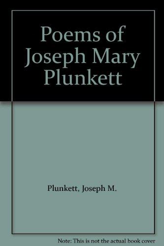 9780404138288: Poems of Joseph Mary Plunkett