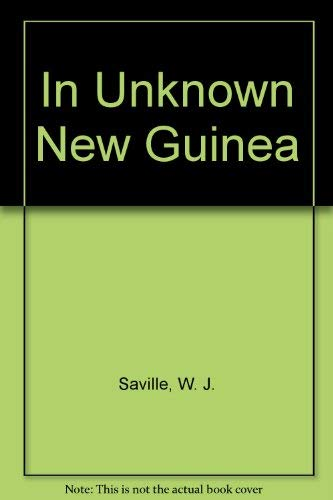 9780404141721: In Unknown New Guinea