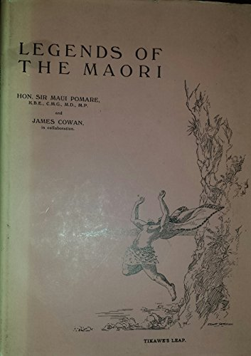 9780404143503: Legends of the Maori