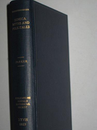9780404156596: Seneca Myths and Folk Tales