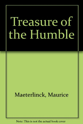 9780404163280: Treasure of the Humble