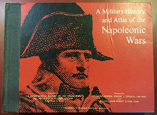 9780404169503: Military History and Atlas of Napoleonic Wars