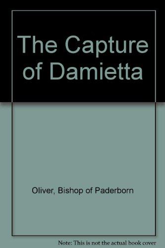 9780404170264: The Capture of Damietta