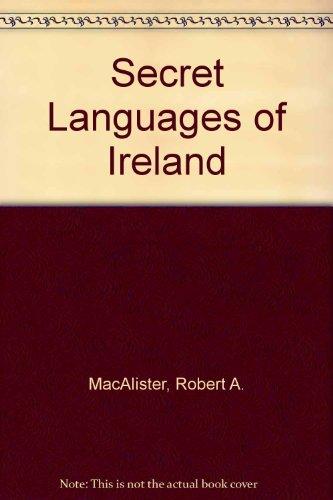 9780404175665: Secret Languages of Ireland
