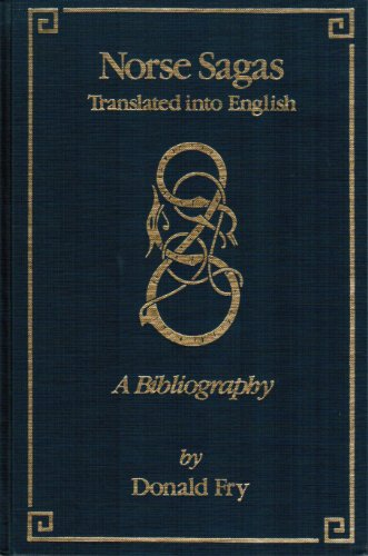 9780404180164: Norse Sagas Translated into English: A Bibliography (Ams Studies in the Middle Ages)