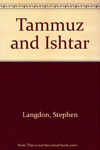 9780404181932: Tammuz and Ishtar
