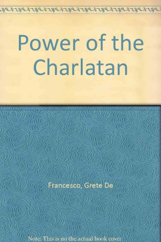 9780404184711: Power of the Charlatan