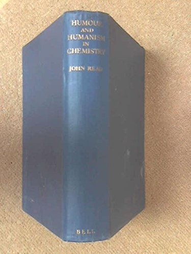 9780404184872: Humour and Humanism in Chemistry