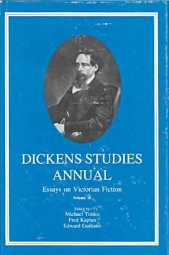 9780404185381: Dickens Studies Annual: Essays on Victorian Fiction