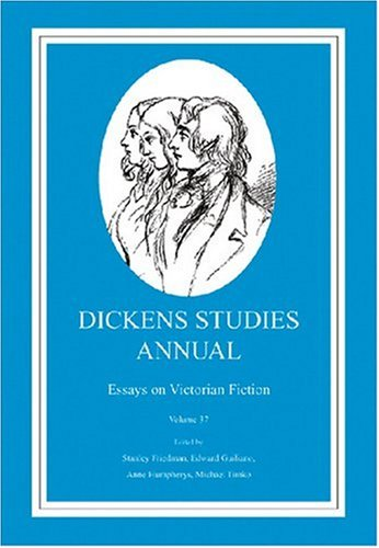 Dickens Studies Annual: Essays on Victorian Fiction: AMS Press