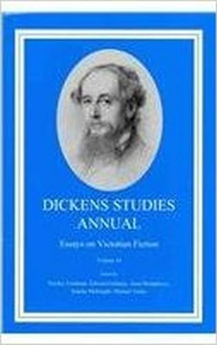 Dickens Studies Annual: Essays on Victorian Fiction: Inc, Ams Pr