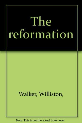 9780404198107: The Reformation
