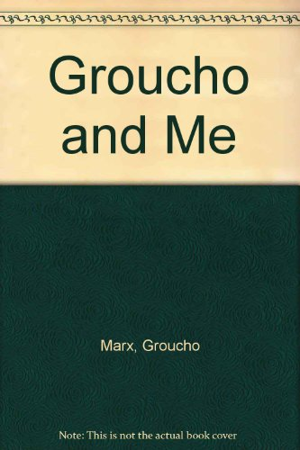 9780404199388: Groucho and Me