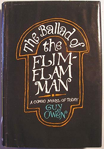 9780404199395: Ballad of the Flim-Flam Man