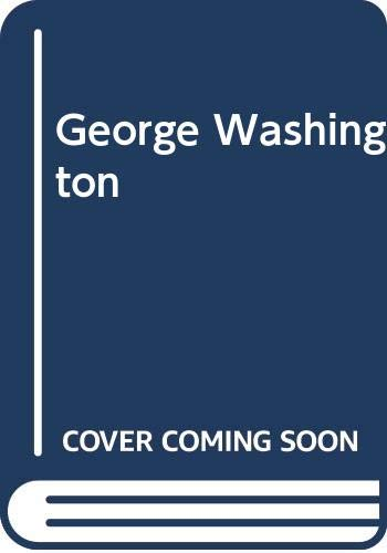 9780404508906: George Washington (American statesmen)