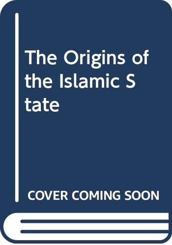 9780404511630: The Origins of the Islamic State