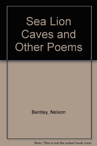9780404560355: Sea Lion Caves and Other Poems