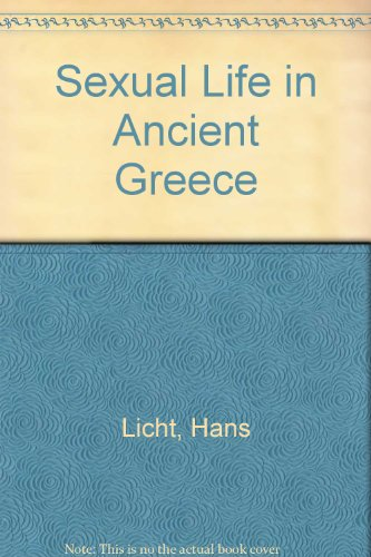 9780404574178: Sexual Life in Ancient Greece