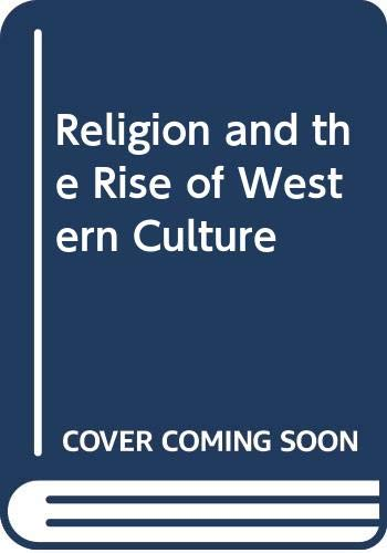9780404604998: Religion and the Rise of Western Culture