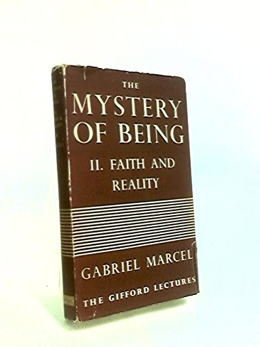 9780404605049: Mystery of Being
