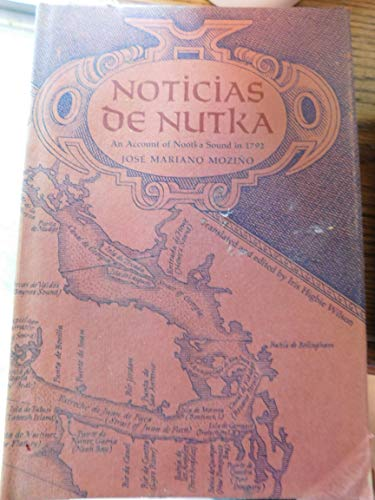 9780404629489: Noticias De Nutka: An Account of Nootka Sound in 1792 (American Ethnological Society Monographs ; No 50)