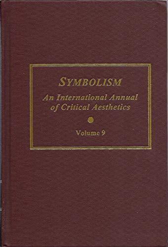SYMBOLISM: AN INTERNATIONAL ANNUAL OF CRITICAL AESTHETICS: AHRENS, Rüdiger, Klaus