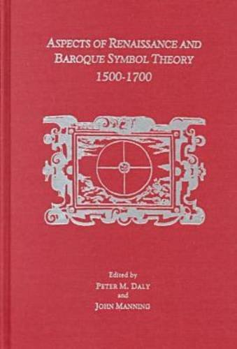 9780404637149: Aspects of Renaissance and Baroque Symbol Theory, 1500-1700 (Ams Studies in the Emblem)
