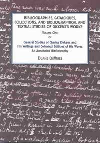 9780404644529: General Studies of Charles Dickens and His Writings and Collected Editions of His Works: an Annotated Bibliography: Bibliographies, Catalogues, and ... Vol 1 (AMS Studies in the Nineteenth-century)