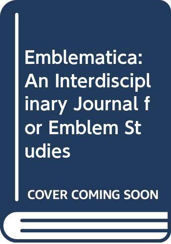 Emblematica: An Interdisciplinary Journal for Emblem Studies