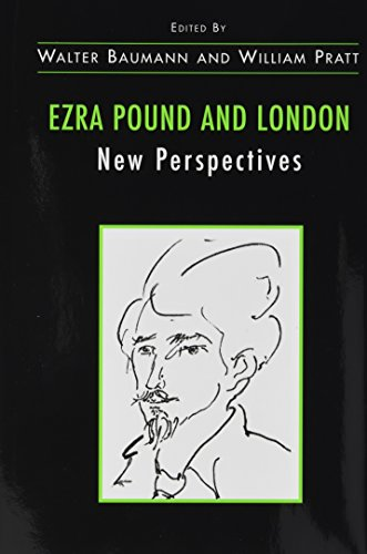 Ezra Pound and London: New Perspectives (AMS: AMS Press