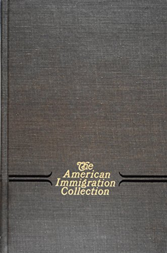 9780405005596: The Story of a Bohemian-American Village (The American immigration collection. Series II)
