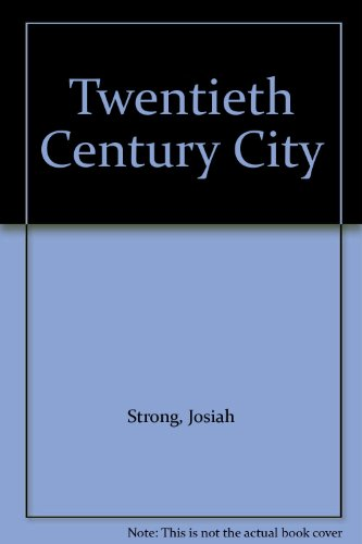 9780405024771: Twentieth Century City