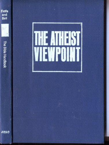 9780405037979: Bible Handbook: For Freethinkers and Inquiring Christians (Atheist Viewpoint)