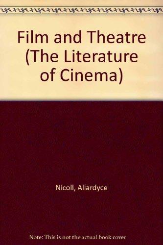 9780405039027: Film and Theatre. (The Literature of Cinema)